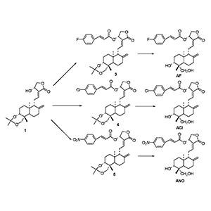 Andrographolides